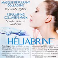 replumping collagen fleece mask