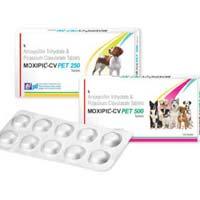 Moxipil-CV PET Tablets