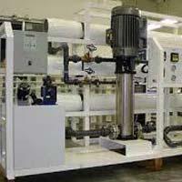 RO DM Water Treatment Plant