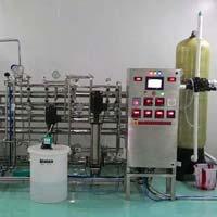 RO EDI Water Treatment Plant