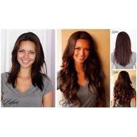 Hair Extension Treatment