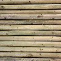 Wooden Poles