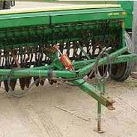 Wheat Seed Drilling Machine