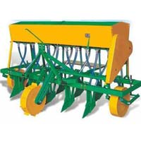 Zero Till Seed Drilling Machine