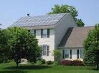 Solar Power Unit For Individual Bungalow