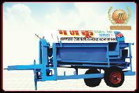 Manku Paddy Thresher