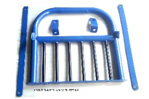 Tractor Bumper With Fittings
