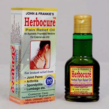 Herbocure Pain Relief Oil