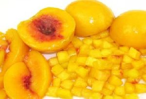 Peach Peices