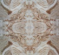 Figurative White Marble Slabs