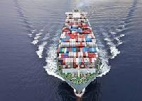 Transport Freight Forwarding Service And Sea Cargo