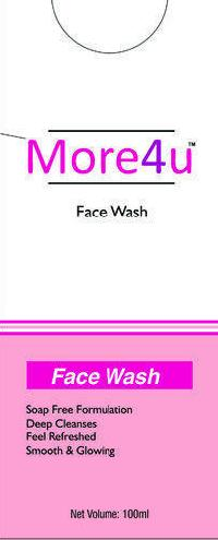 More4u Face Wash