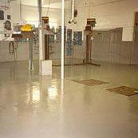 Epoxy And Polyurethane Flooring