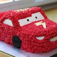 Kids Cakes: Mc.queen Car