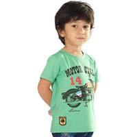 Biker Tees Baby Boy T Shirts