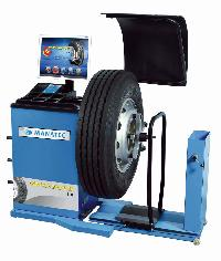 Wheel Balancer (HCV Videographic)