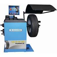 Wheel Balancer (Videographic)
