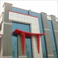 Aluminium Composite Panel Fabrication And Installation