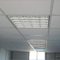 Aluminium False Ceiling Fabrication And Installation