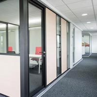 Aluminium Partitions Fabrication And Installation