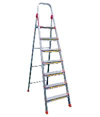 Aluminium Ladder 6 Step With Platform