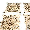 Moroccan Design Coasters