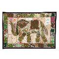 Vintage Elephant Tapestry