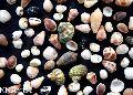 decorative garden cheap polishing stone