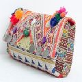 embroidery HANDMADE CLUTCH BAG