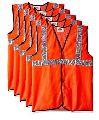 Orange Reflective Jacket