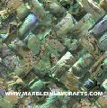 Green Abalone Sea Shell Mosaic Tile