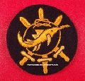 Zari Handcraft Embroidery Badge