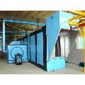 Industrial Converised Powder Coating Plant