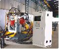 High Speed CNC Angle Steel Shearing, Punching and Marking Production Line