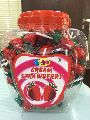 Strawberry Lollipop