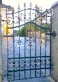 Metal Single Gate