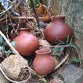 Clay Olla Pots