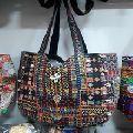 patchwork banjara bag