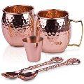 Indian Luxury Moscow Mule mugs