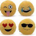 Soft Toy emoji cushion