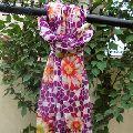 Silk Wool Women Scarf