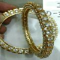 cubic zircon jewellery stone bangle