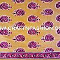 Printed Soft Cotton Fabric