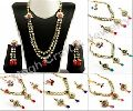 Real Kundan Bridal Jewelry