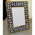 Resin Inlaid Photo Frame