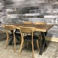 ROUGH MANGO INDUSTRIAL DINING TABLE