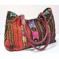 vintage embroidery ladies shoulder bag