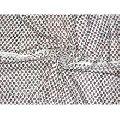 Hand Block Printed Indian Cotton Natural Fabric Print Running Sanganeri