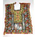 Hand Embroidery Banjara Cotton neck yoke Tribal Asian Vintage Small Neck Patches Wholesale