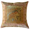Indian Ethnic Cushion Covers Beautiful Sofa Pillow Cases Handmade Wholesale